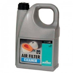 MOTOREX : NETTOYANT LIQUIDE POUR FILTRE A AIR (4 LITRES)