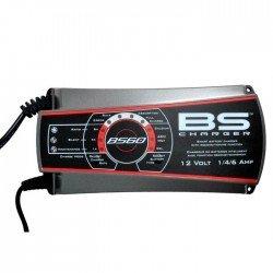 Chargeur De Batterie Bs Pro-Intelligent 12V - 1000/2000/4000Ma