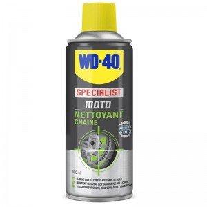 WD-40 NETTOYANT CHAINE 400ML SPECIALIST MOTO