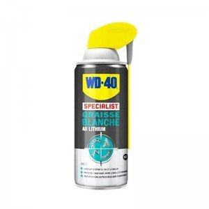 WD-40 GRAISSE BLANCHE 400ML SYSTEME PRO GAMME SPECIALIST