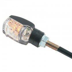 CLIGNOTANT NOIR LED