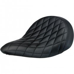 SELLE BILTWELL SLIMLINE DIAMOND PATTERN NOIR
