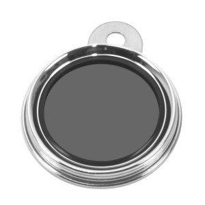 TAX DISC HOLDER STAINLESS