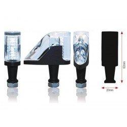 CLIGNOTANTS H20 LEDS NOIR
