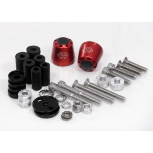 GILLES TOOLING BAREND SET LG-CO RED