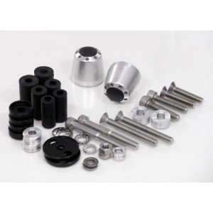 GILLES TOOLING BAREND SET LG-CO SILVER