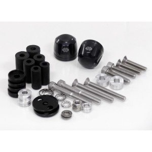 GILLES TOOLING BAREND SET LG-IP BLACK