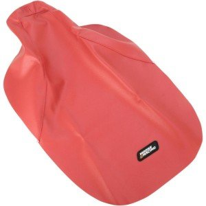 MOOSE RACING HARD-PARTS STANDARD SEAT COVER RED