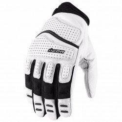 GANTS ICON SUPERDUTY 2 BLANC