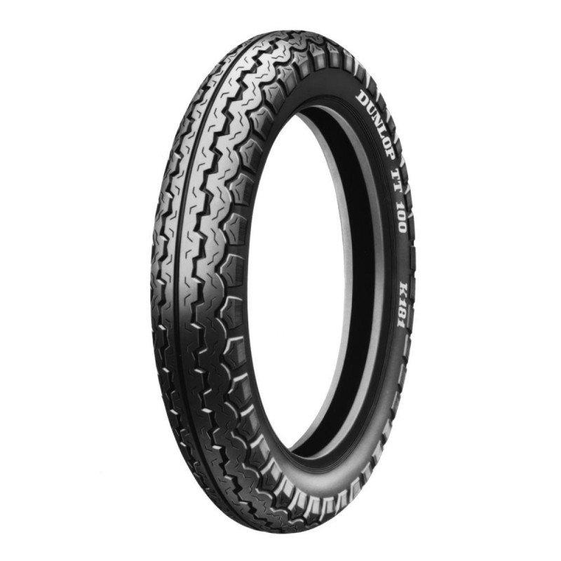 Dunlop Pneu 3/60/19/K81/TT100/ FR 52H