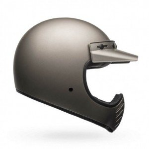 Casque BELL Moto-3 Independent titane