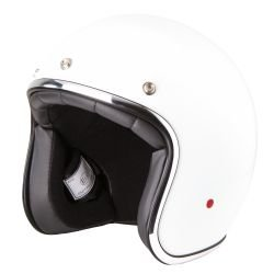 CASQUE STORMER PEARL UNI BLANC