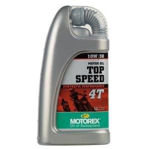 Huile moteur MOTOREX Top Speed 4T 5W50 synthétique 1L