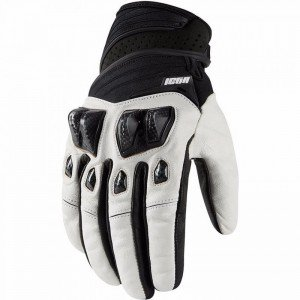 GANTS ICON KONFLICT WHITE