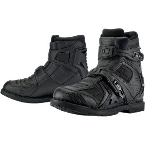 CHAUSSURES ICON FIELD ARMOR 2 NOIR