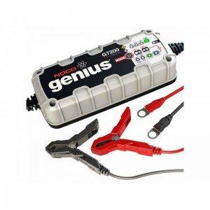 Chargeur de batterie NOCO Genius G7200 lithium 1224V 7,2A 230Ah