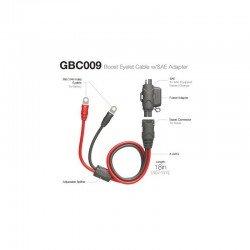 Câble rallonge NOCO Booster X-Connect  Eyelet 50 cm