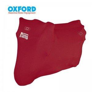 Housse stretchprotex intérieur XL - Rouge