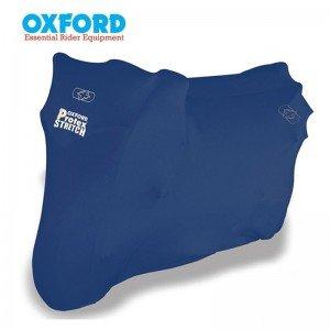 Housse stretchprotex intérieur XL - Bleu