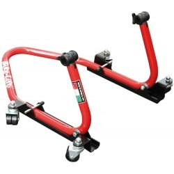 "Béquille de stand BIKE LIFT Easy Mover 360° avec supports en ""V"""