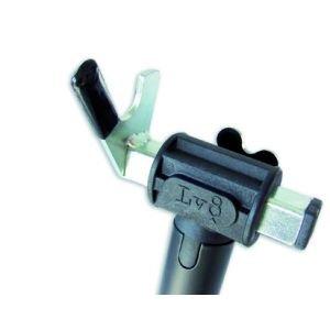 """Supports en """"V"""" BIHR BY LV8 acier pour béquille arrière"""