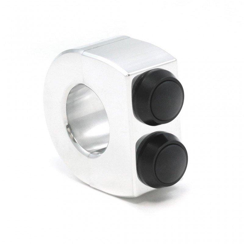 COMMODO MOTOGAGET POLI M-SWITCH 2 bouton diamètre 22mm