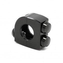 COMMODO MOTOGADGET NOIR M-SWITCH 3 boutons diamètre 25.4mm