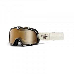 MASQUE 100 % Barstow Roland sands - ecran Miroir gold