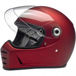 CASQUE BILTWELL LANE SPLITTER FLAT RED