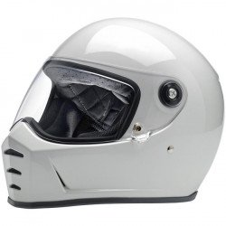 CASQUE BILTWELL LANE SPLITTER GLOSS WHITE