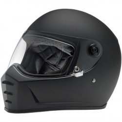 CASQUE BILTWELL LANE SPLITTER FLAT BLACK
