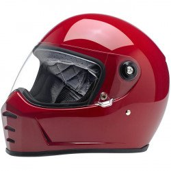 CASQUE BILTWELL LANE SPLITTER GLOSS BLOOD RED