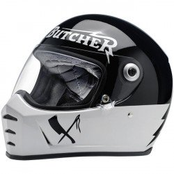 CASQUE BILTWELL LANE SPLITTER RUSTY BUTCHER FULL FACE