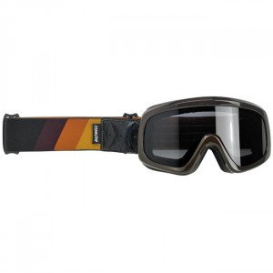 MASQUE BILTWELL OVERLAND 2.0 TRI-STRIPE NOIR/MARRON/ORANGE