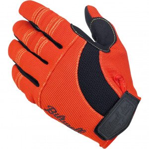 GANTS MOTO BILTWELL ORANGE