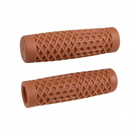 "VANS X CULT V-TWIN GRIPS MARRON PAR ODI 7/8""(22mm)"