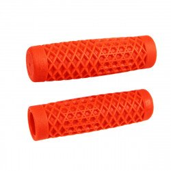"VANS X CULT V-TWIN GRIPS CLASSIC ORANGE PAR ODI 1""(25.4mm)"