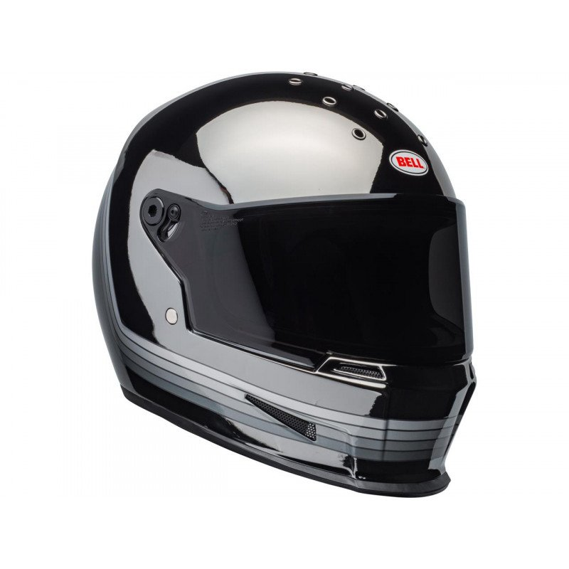 Casque BELL Eliminator Spectrum Matte Black/Chrome