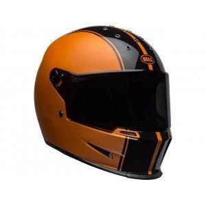 Casque BELL Eliminator Spectrum Matte/Gloss Black/Orange