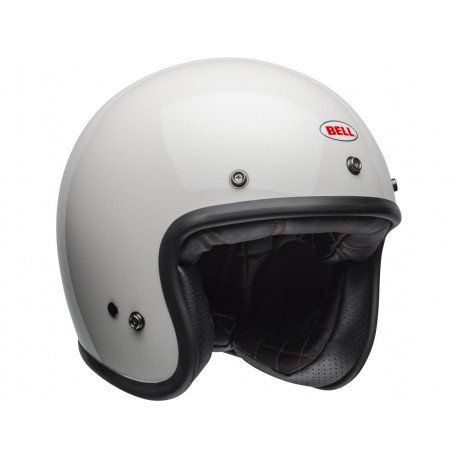 CASQUE BELL CUSTOM 500 BLANC