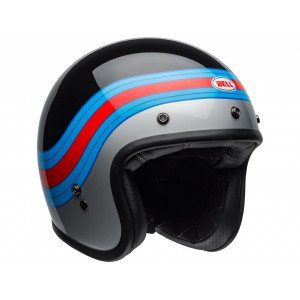 CASQUE BELL CUSTOM 500 DLX PULSE GLOSS