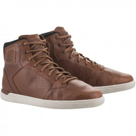 Baskets Jam Air Alpinestars Marron