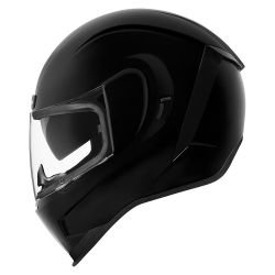 CASQUE INTEGRAL  ICON AIRFORM GLOSS NOIR