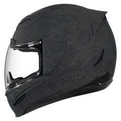 CASQUE INTEGRAL  ICON AIRMADA CHANTILLY NOIR MAT