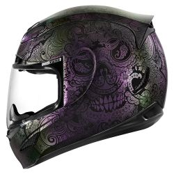 CASQUE INTEGRAL  ICON AIRMADA CHANTILLY OPAL