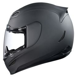 CASQUE INTEGRAL  ICON AIRMADA RUBATON NOIR