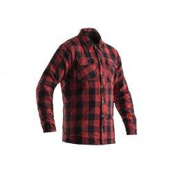 Veste textile RST Lumberjack Aramid CE rouge homme