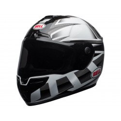Casque BELL SRT Gloss White/Black Predator
