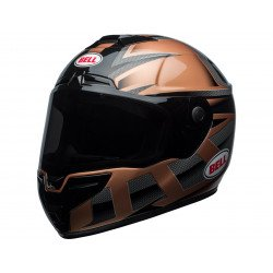 Casque BELL SRT Gloss Copper/Black Predator