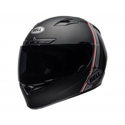 Casque BELL Qualifier DLX Mips Illusion (Transitions/Bluetooth) Matte/Gloss Black/Silver/White